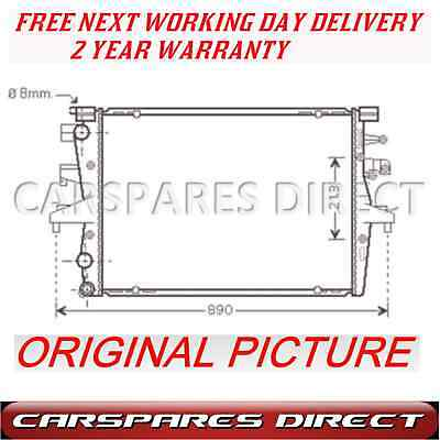 VW TRANSPORTER  2003-09  NEW RADIATOR  2 YEAR WARRANTY