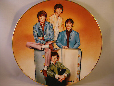 THE BEATLES **YESTERDAY AND TODAY PLATE** NUMBERED LIMITED EDITION