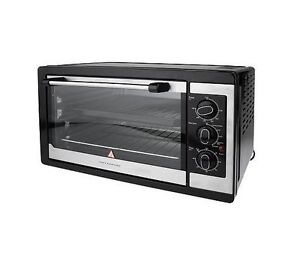Cook-s-Essentials-28-Liter-Stainless-Convection-Rotisserie-Oven