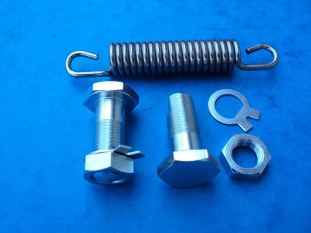 GENUINE TRIUMPH PRE UNIT CENTRE STAND FITTING KIT 1960-62  6T T120 BONNEVILLE