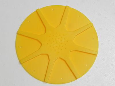 Ernst Bienenflucht 8 Ausgänge Gelb,26cm D.rund,imkerei,imker,bee,bees
