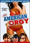 All American Orgy (DVD, 2011)