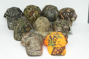 CAMO-Patterns-Mossy-Oak-Realtree-Advantage-Hunting-Hat
