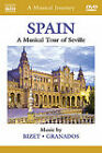 Bizet And Granados - Spain Musical Tour (DVD, 2011)