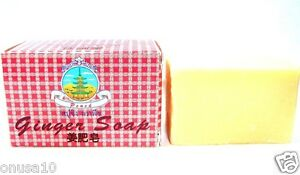 Thai-Herb-Ginger-Anti-Acne-Clear-Skin-Whitening-Natural-Cleanser-Soap-40g-1-4oz