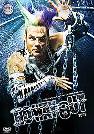 WWF WWE: No Way Out - 2008 DVD (2008) Randy Orton  John Cena Edge LIKE NEW