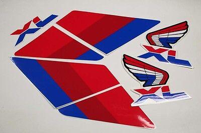 Honda XL 600 RM 1986/90 - adesivi/adhesives/stickers/decal