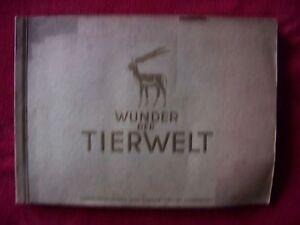 Wunder-der-Tierwelt-Sammelalbum-komplett-1933