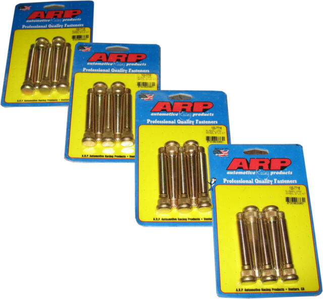 ARP 100-7716 Extended wheel stud (4) 5-packs 20pcs Kit Subaru Impreza WRX STi