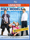Role Models (Blu-ray Disc, 2010, Unrated With 10 Little Fockers Movie Cash)