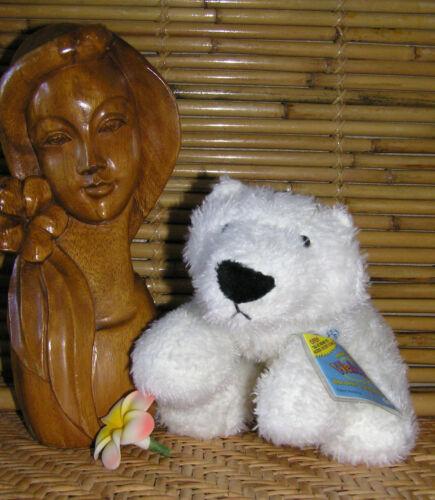 BRAND NEW GANZ WEBKINZ POLAR BEAR w/SEALED/ UNUSED CODE