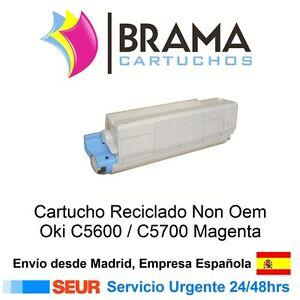 Toner-Reciclado-Magenta-NON-OEM-OKI-C5600-C5700-C5600n-C5600dn
