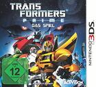 Transformers: Prime (Nintendo 3DS, 2012)