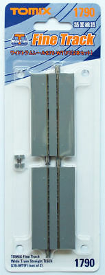 Tomix 1790 Wide Tram 70mm Straight Track S70-WT (N scale)