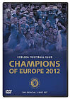 Chelsea FC - Champions of Europe (DVD, 2012, 2-Disc Set)