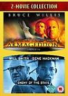 Enemy Of The State/Armageddon (DVD, 2004)