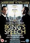 The King's Speech (DVD, 2011)