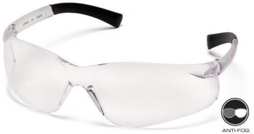 SAFETY GLASSES PYRAMEX ZTEK CLEAR LENS 1 CASE 300 PAIR ANSI UV PROTECTION S2510S