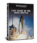 Last Flight Of The Space Shuttle (DVD, 2011)