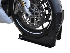 montagest nder vorderrad wippe motorrad st nder ebay. Black Bedroom Furniture Sets. Home Design Ideas