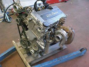 Alfa-Romeo-164-2-0-Twinspark-Turbo-Motor-Alfa-75-Gulia-Gt-Junior-Bertone-GKAT