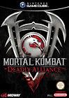 Mortal Kombat: Deadly Alliance (Nintendo GameCube, 2003, DVD-Box)