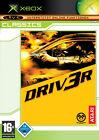 Driv3r (Microsoft Xbox, 2005, DVD-Box)
