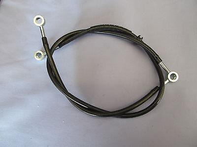 NORTON DOMINATOR COMMANDO HIGH PRESSURE PLASTIC ROCKER OIL FEED PIPE 06-5561