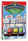 Chuggington - That's The Ticket (DVD, 2010)
