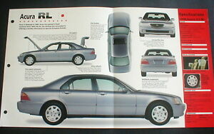 1998-ACURA-3-5-RL-SEDAN-UNIQUE-IMP-BROCHURE
