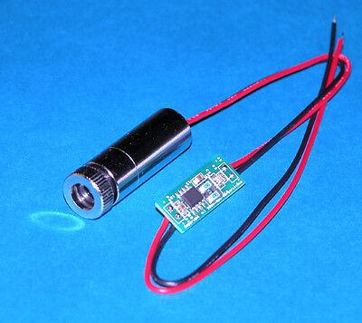 Lot 1 piece 150mW 405nm OEM Blue Violet Laser Diode Module w/driver