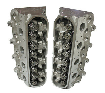 GM LSX-LS7 CBM CNC PORTED COMPLETE 6 BOLT CYLINDER HEADS .700