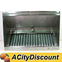 USED-60-034-COMMERCIAL-KITCHEN-GREASE-EXHAUST-VENT-HOOD
