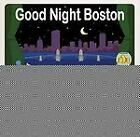 Good Night Boston by Adam Gamble (2005, Board Book)