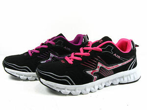 Women-039-s-Light-Sole-Athletic-Running-Training-Gym-Walking-Sneakers-Shoes-Tennis