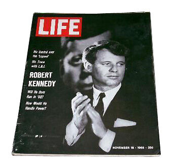 Life - November 18, 1966 Back Issue