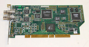 Analog Devices ADV202 HDR MPEG Evaluation Board