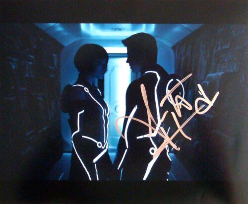 Garrett Hedlund signed Tron photo / autograph 8x10