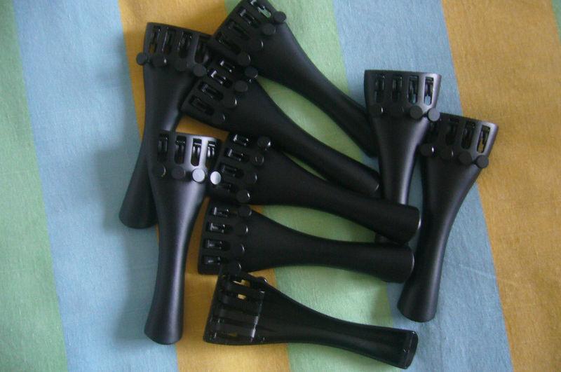 100pcs violin parts,aluminium alloy tailpieces 4 4
