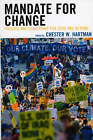Mandate for Change: Policies and Leadership for 2009 and Beyond by Lexington Books (Paperback, 2009)