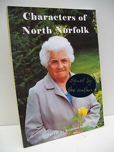Book-Characters-of-North-Norfolk-by-Raymond-Monbiot-signed-1st-edit-2003-PB