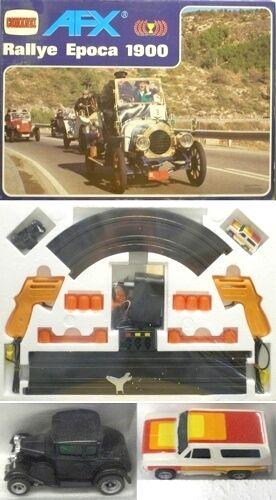 1980 Aurora Epoca Epoca Epoca Vintage Afx Slotcar Raro Race Set Mib  exclusivo