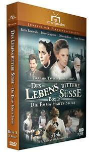 Fernsehjuwelen-DES-LEBENS-BITTERE-SUssE-BOX-1-Die-Emma-Harte-Story-3-DVDs