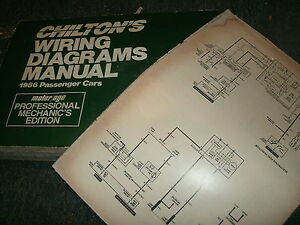image is loading 1986-chevrolet-chevette-oversized-wiring-diagrams- schematics-sheets-