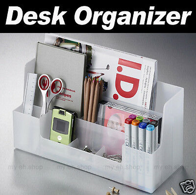 [eh.shop] Office supply Desk top drawer Organizer Stationary desk arrange tray