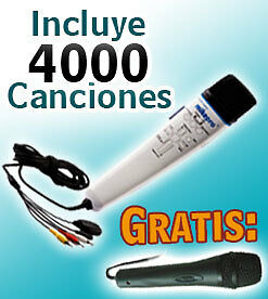 Karaoke-Microphone-with-4000-Spanish-Songs-and-FREE-Microphone-Magic-Mic-2