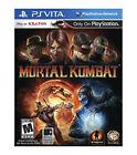 Mortal Kombat (Sony PlayStation Vita, 2012)