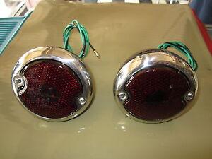 1946-1947-1948-1949-1950-1951-1952-FORD-TRUCK-F100-TAIL-LIGHT-ASSEMBLYS-NEW