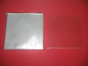 OPEN-MOUTH-TYPE-JAPAN-100-PLASTIC-OUTER-SLEEVE-FOR-MINI-LP-CD
