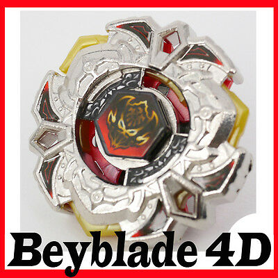 BEYBLADE 4D TOP RAPIDITY METAL FUSION FIGHT MASTER NEW w/ Power Launch
